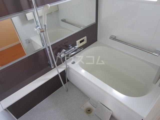 秋津第二団地 401号室の風呂