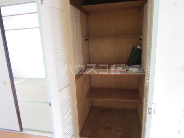 秋津第二団地 401号室の収納