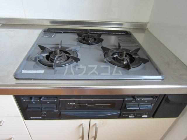 秋津第二団地 401号室のキッチン