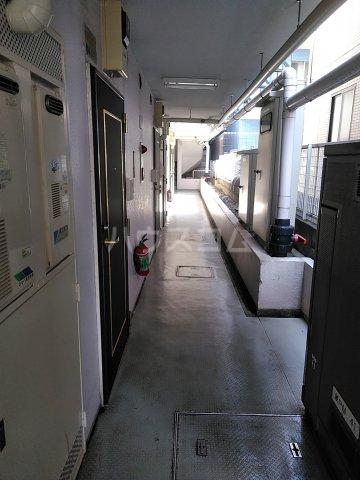 スカイコート武蔵小杉第5 105号室のロビー