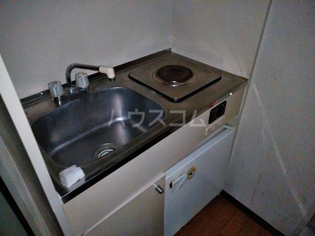 スカイコート武蔵小杉第5 105号室のキッチン