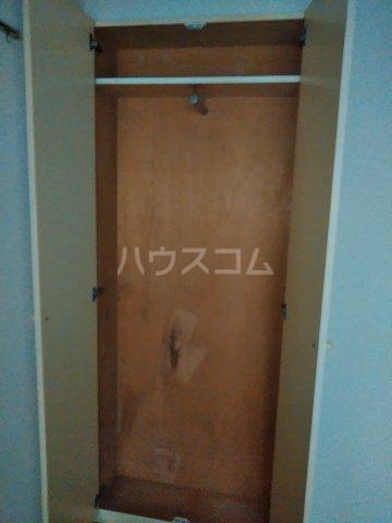 スカイコート武蔵小杉第5 105号室の収納