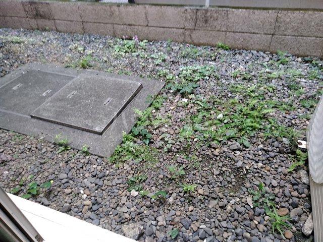 スカイコート武蔵小杉第5 105号室のバルコニー