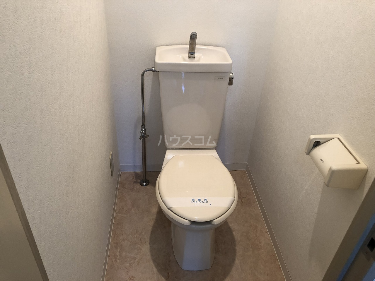 TYMマンション 501号室のトイレ