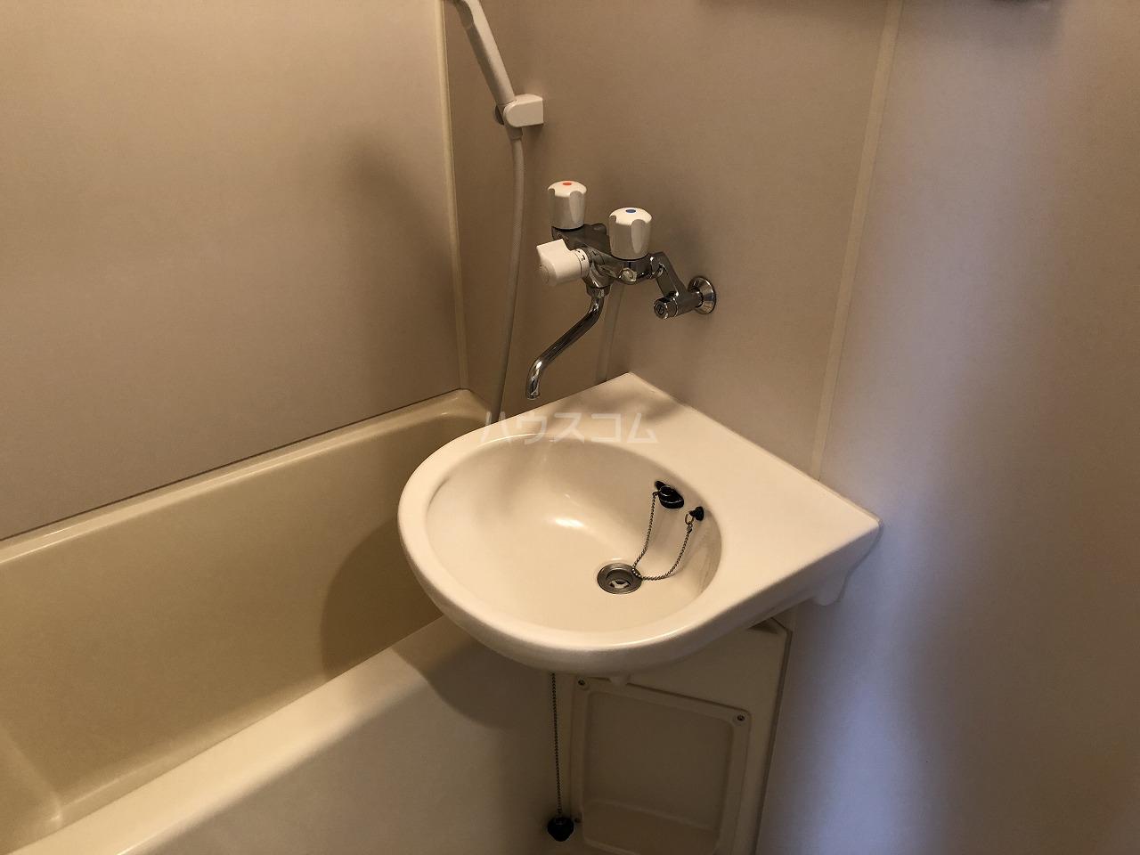 TYMマンション 501号室の洗面所