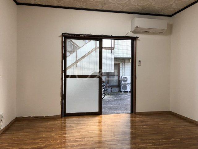 喜之(よしの)ハイツ 102号室のキッチン