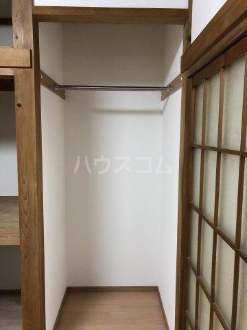 喜之(よしの)ハイツ 102号室の収納