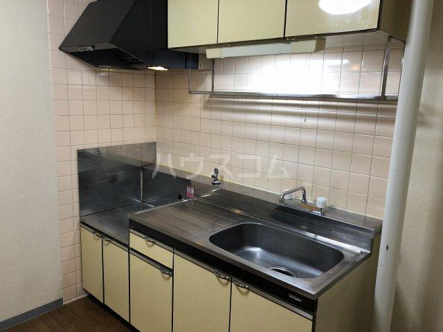 メゾンベル 204号室のキッチン