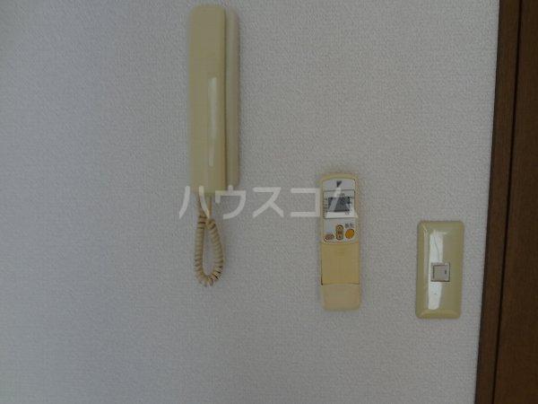ハイツラフィネ 102号室のセキュリティ