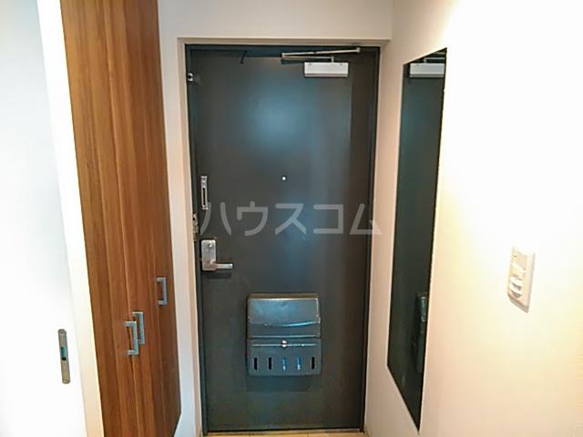 プライムアーバン武蔵小杉comodo 406号室の玄関