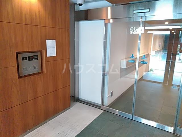 プライムアーバン武蔵小杉comodo 406号室のエントランス