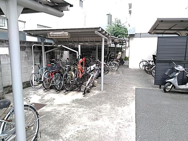 プライムアーバン武蔵小杉comodo 406号室のその他共有