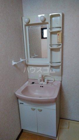 オークガーデン 101号室の洗面所