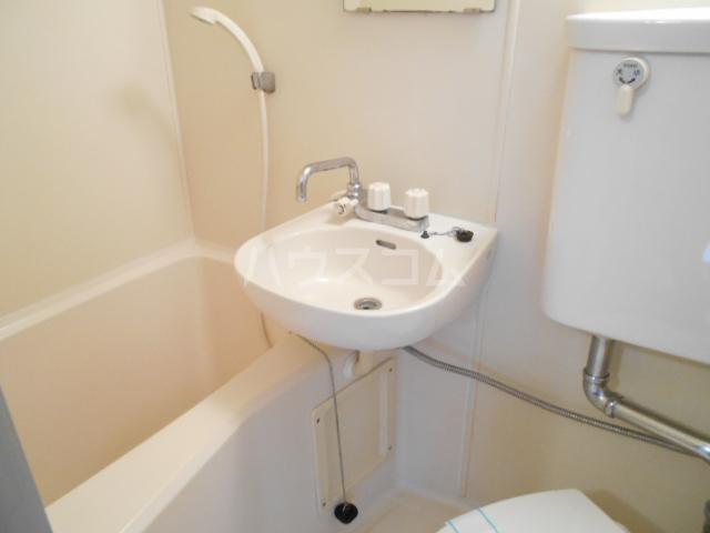 スカイコート武蔵小杉第5 208号室の洗面所