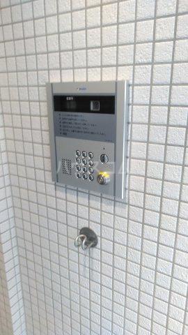 サウンドプルーフ田園調布 102号室のセキュリティ