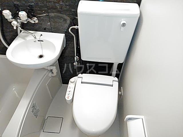 ユナイト新川崎フィルミーノの杜 207号室のトイレ
