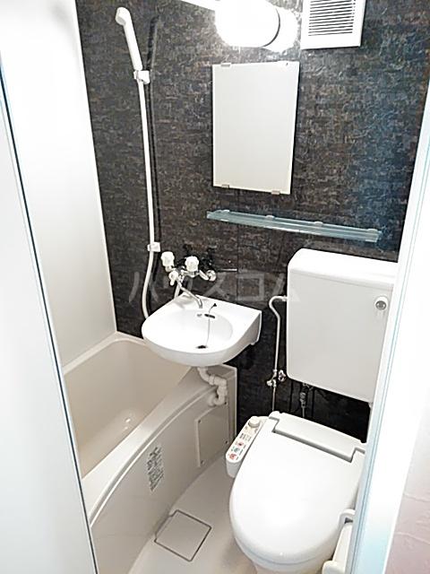 ユナイト新川崎フィルミーノの杜 207号室の風呂