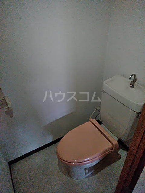 浅野コーポ 306号室のトイレ
