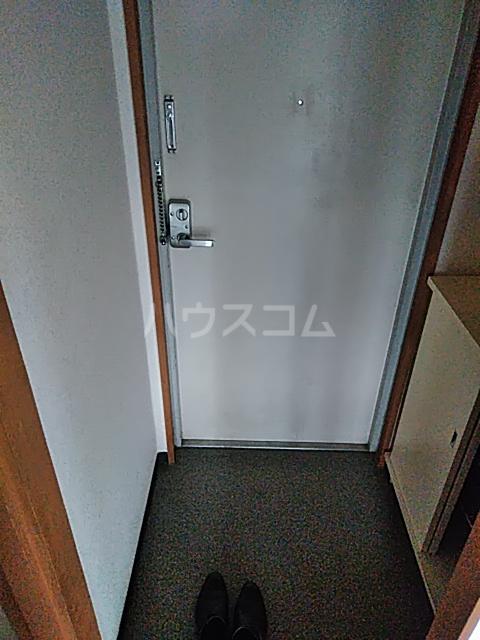 浅野コーポ 306号室の玄関