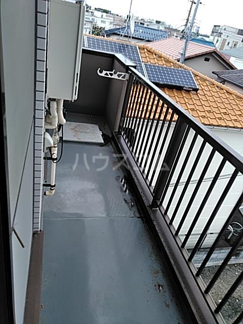 浅野コーポ 306号室のバルコニー