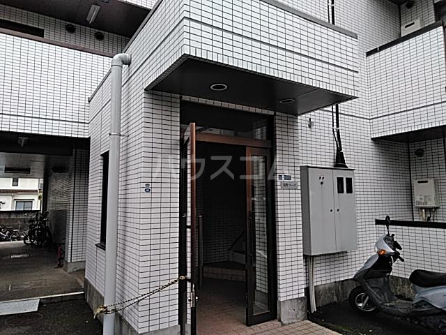 浅野コーポ 306号室のエントランス