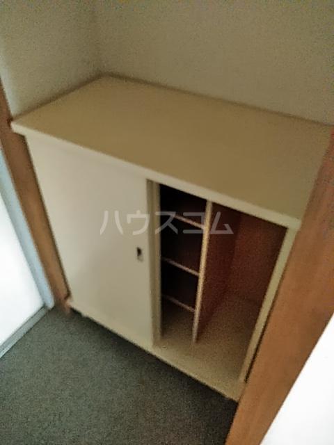 浅野コーポ 306号室の収納