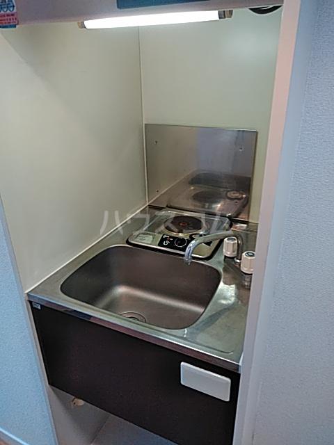 サンライズ武蔵野 203号室のキッチン