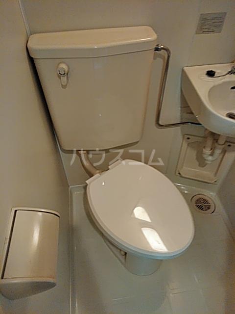 サンライズ武蔵野 203号室のトイレ