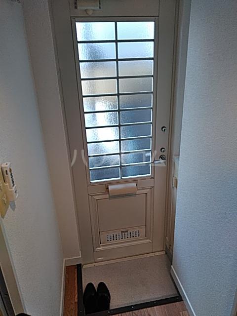 サンライズ武蔵野 203号室の玄関