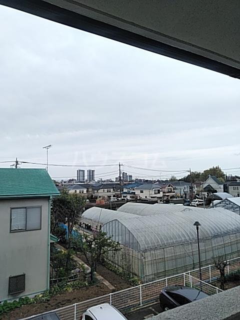 ソルジュ武蔵野A 305号室の景色