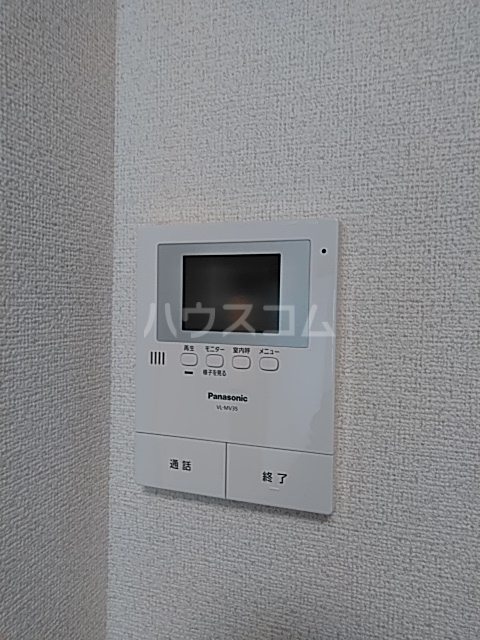 ソルジュ武蔵野A 305号室のセキュリティ