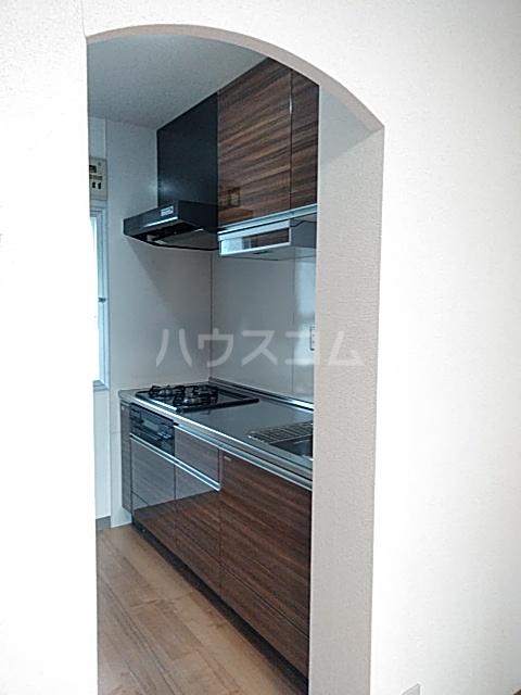ソルジュ武蔵野A 305号室のキッチン