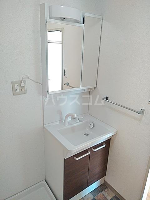 ソルジュ武蔵野A 305号室の洗面所