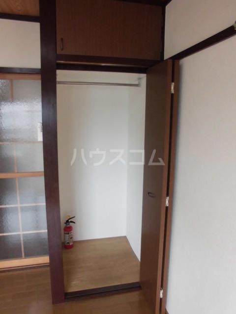 昭和ビル 306号室の収納