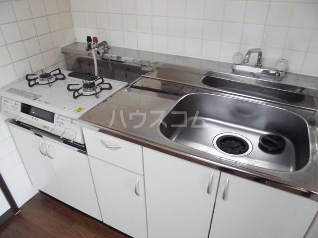 昭和ビル 306号室のキッチン