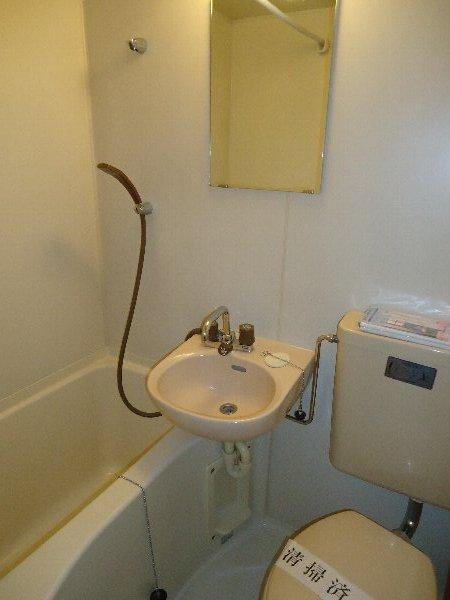 エステートピア岩崎台 207号室の風呂