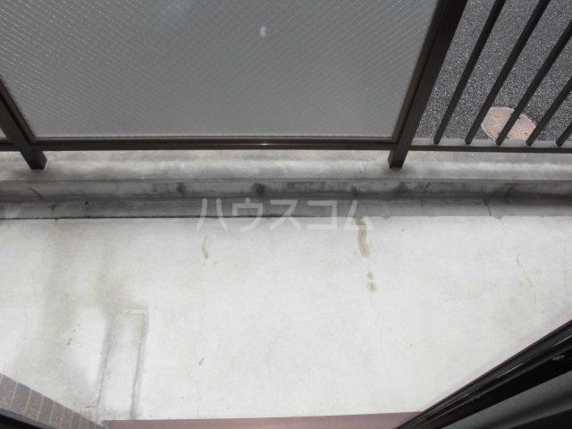 第2山雄マンション 102号室のバルコニー