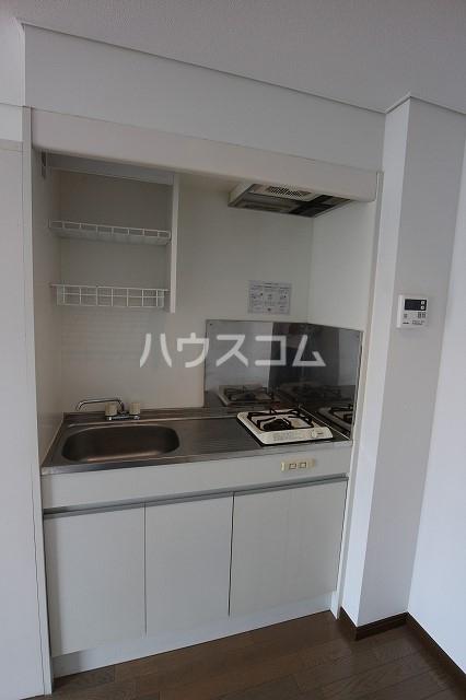 LAPUTA Ⅰ 203号室のキッチン
