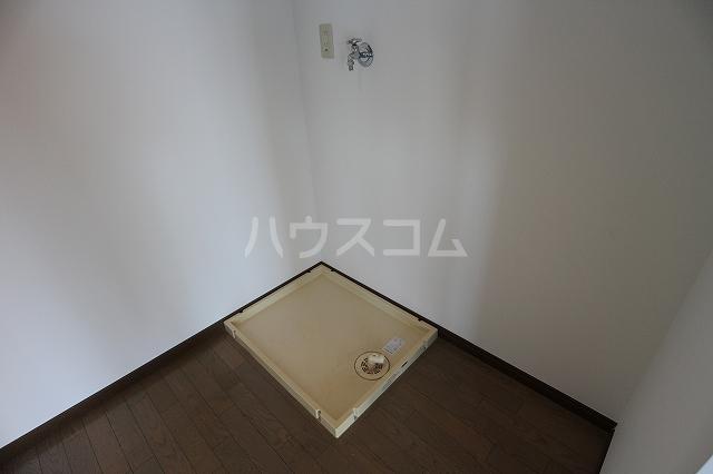 LAPUTA Ⅰ 203号室の洗面所