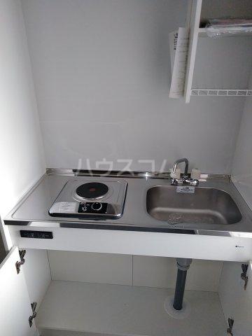第2谷口ビル 202号室のキッチン