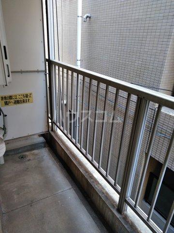第2谷口ビル 202号室のバルコニー