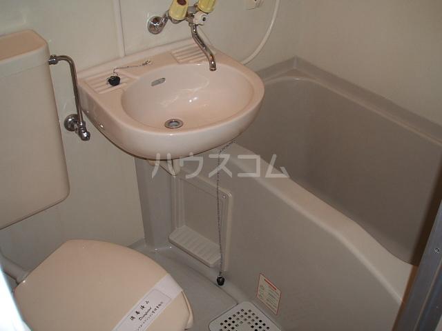 コンフォートマンション北戸田 523号室の風呂