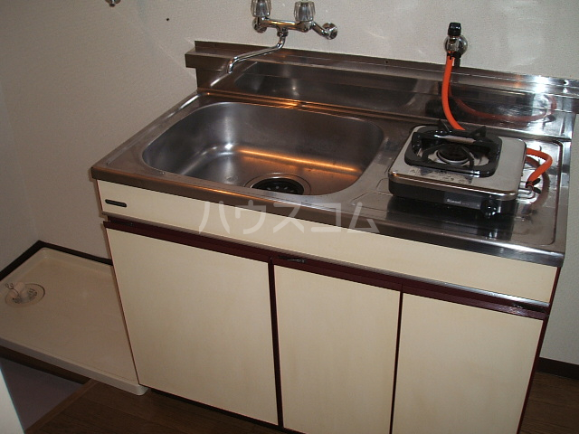 コンフォートマンション北戸田 523号室のキッチン