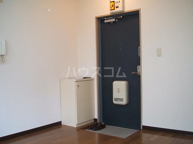 コンフォートマンション北戸田 523号室の玄関