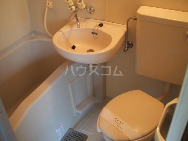 コンフォートマンション北戸田 523号室の洗面所