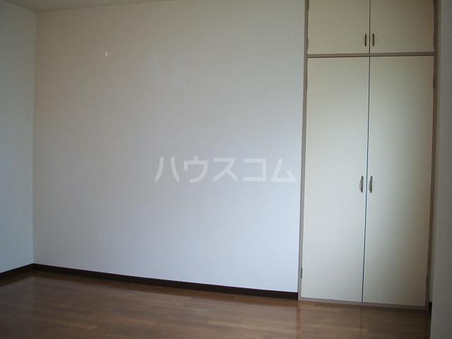 コンフォートマンション北戸田 523号室の収納
