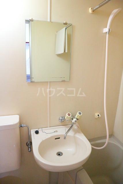コンフォートマンション北戸田 525号室の洗面所