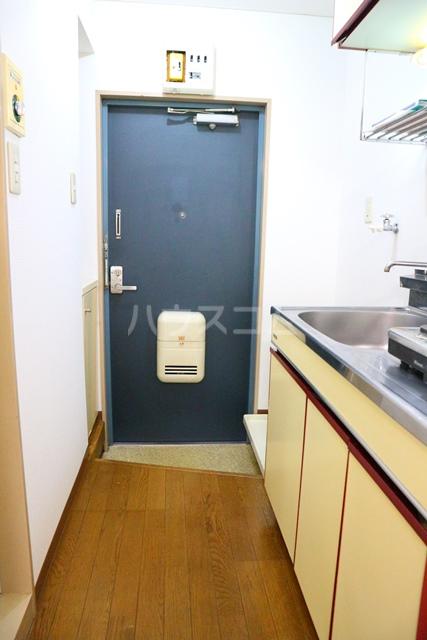 コンフォートマンション北戸田 525号室の玄関