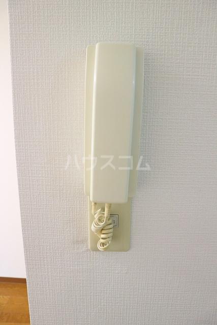 コンフォートマンション北戸田 525号室のセキュリティ