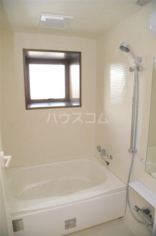 蕨スカイマンション 608号室の風呂
